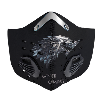 House Stark Carbon PM 2,5 Face Mask