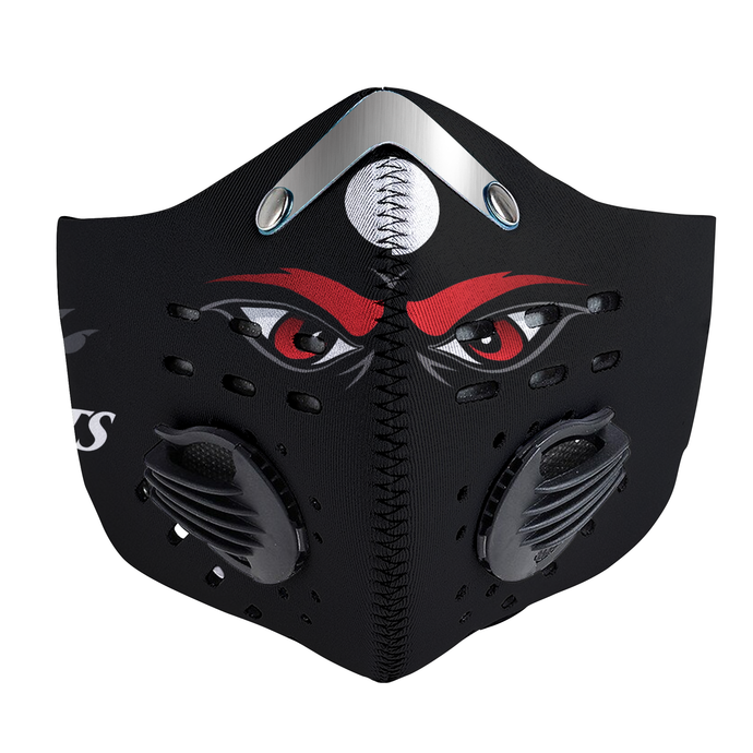 CINCINNATI BEARCATS Carbon PM 2,5 Face Mask