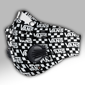 Vans Checker Board Carbon PM 2,5 Face Mask