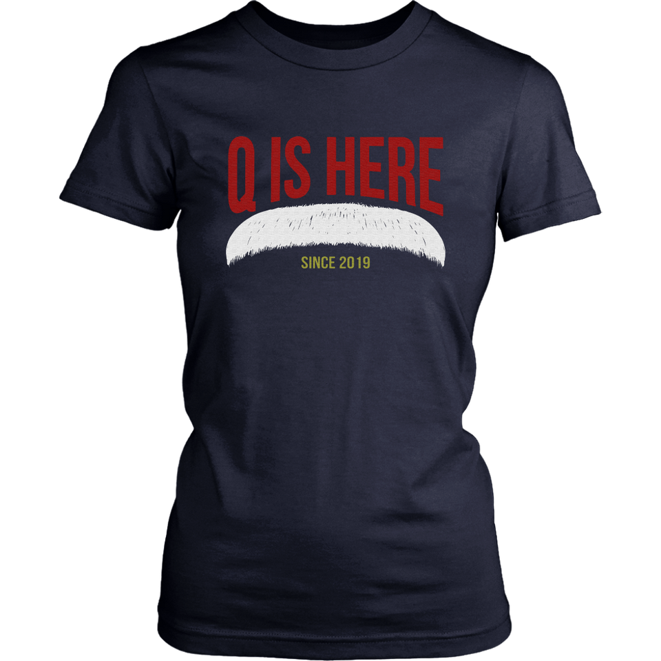 Q IS HERE - SINCE 2019 SHIRT Joel Quenneville - Florida Panthers - New Coach