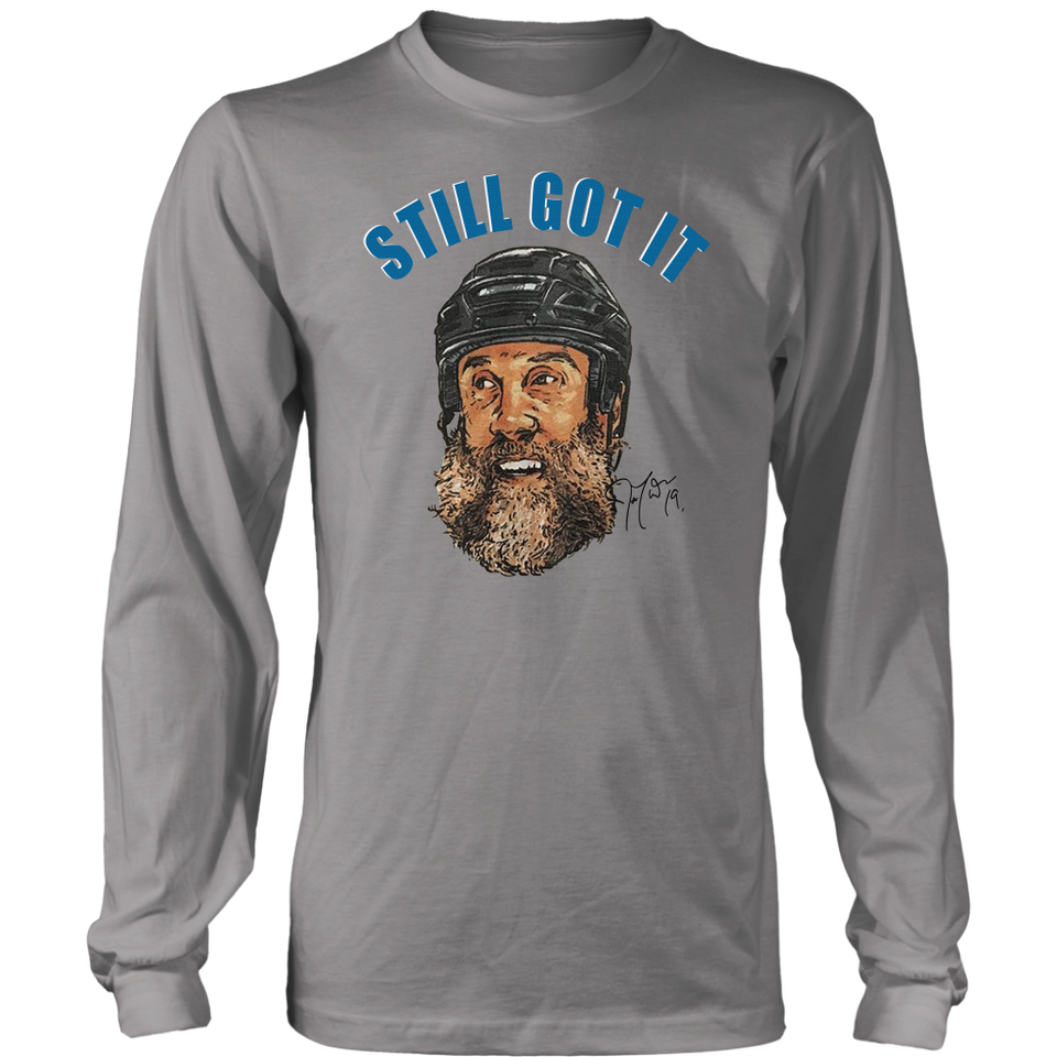 Joe Thornton - STILL GOT IT Shirt San Jose Sharks