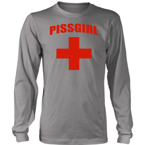 PISSGIRL Shirt Gus Diuretic Johnson Pissboy Shirt