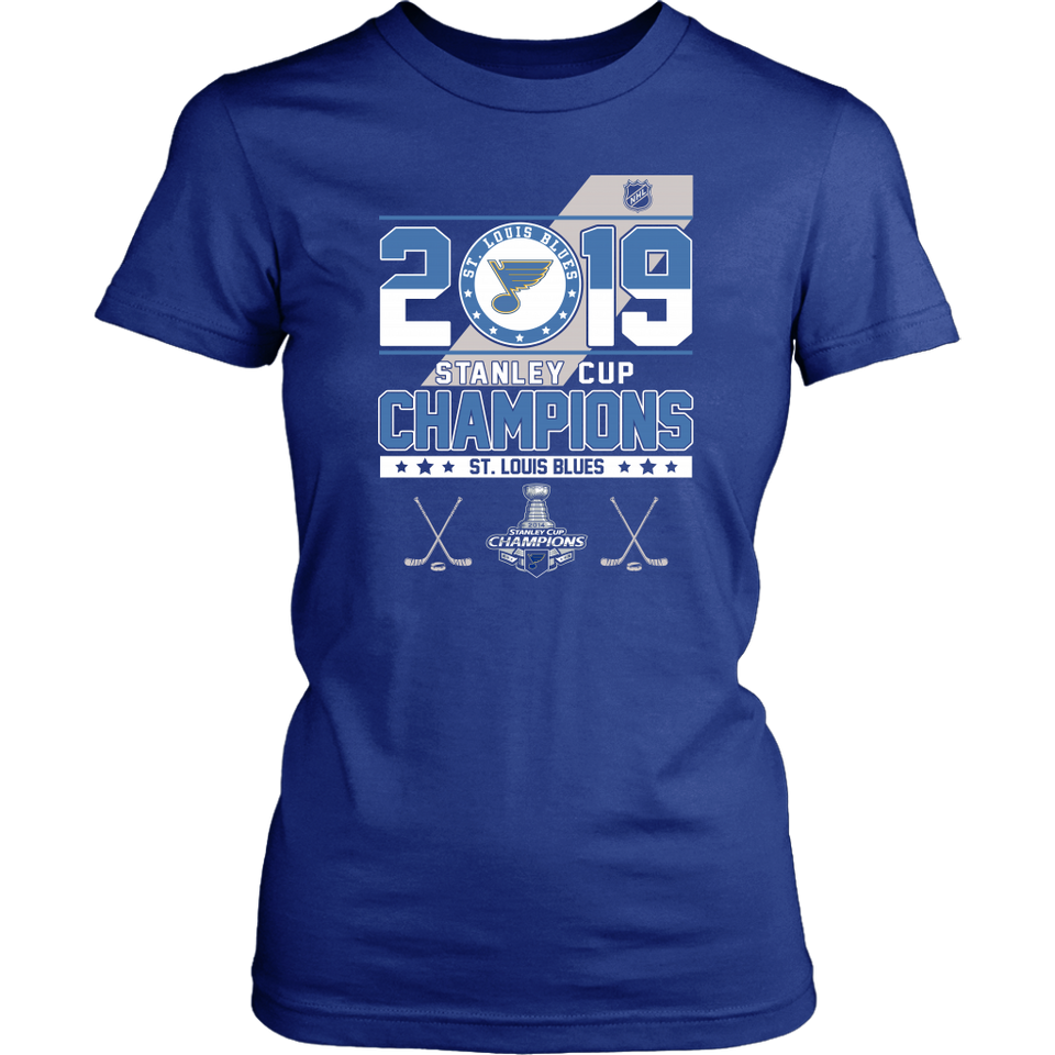 2019 Stanley Cup Champions Shirt St Louis Blues