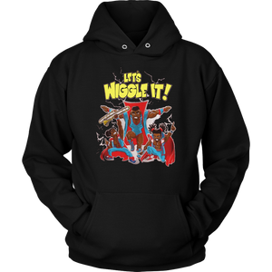 New Day Let's Wiggle It Authentic shirt