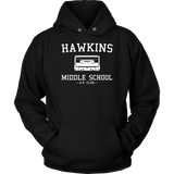 Stranger Things Hawkins Middle School A.V Club T Shirt