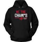 WE THE CHAMPS - WE THE NORTH SHIRT Toronto Raptors 2019 NBA Finals Champions Shirt Game 6