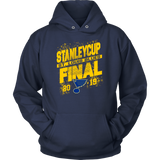 STANLEY CUP FINAL 2019 TEE St. Louis Blues Western Conference Champions 2019 Hockey T-shirt