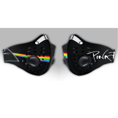 Pink Floyd Carbon PM N95 Face Mask