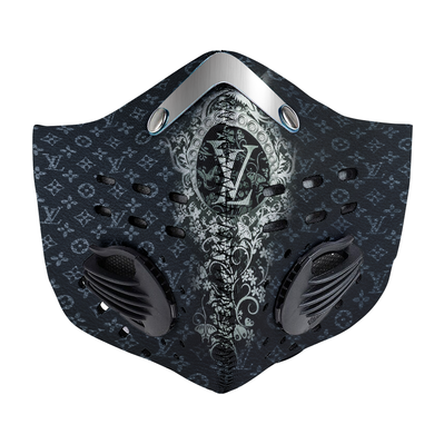 Louis Vuitton New Carbon PM 2,5 Face Mask