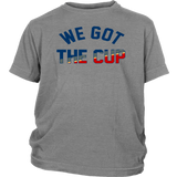 We Got The Cup Shirt St Louis Cardinals - St Louis Blues - Stanley Cup - World Series - Yadier Molina