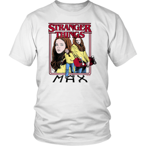 STRANGER THINGS MAX SHIRT