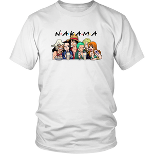 NAKAMA T-Shirt Nakama One Piece - Friends Shirts