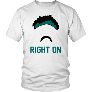 Gardner Minshew Right On Shirt  Jacksonville Jaguars
