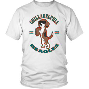 Chilladelphia Beagles Shirt