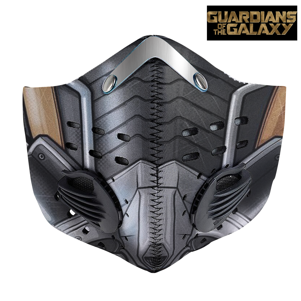 Starlord Mask Carbon PM 2,5 Face Mask