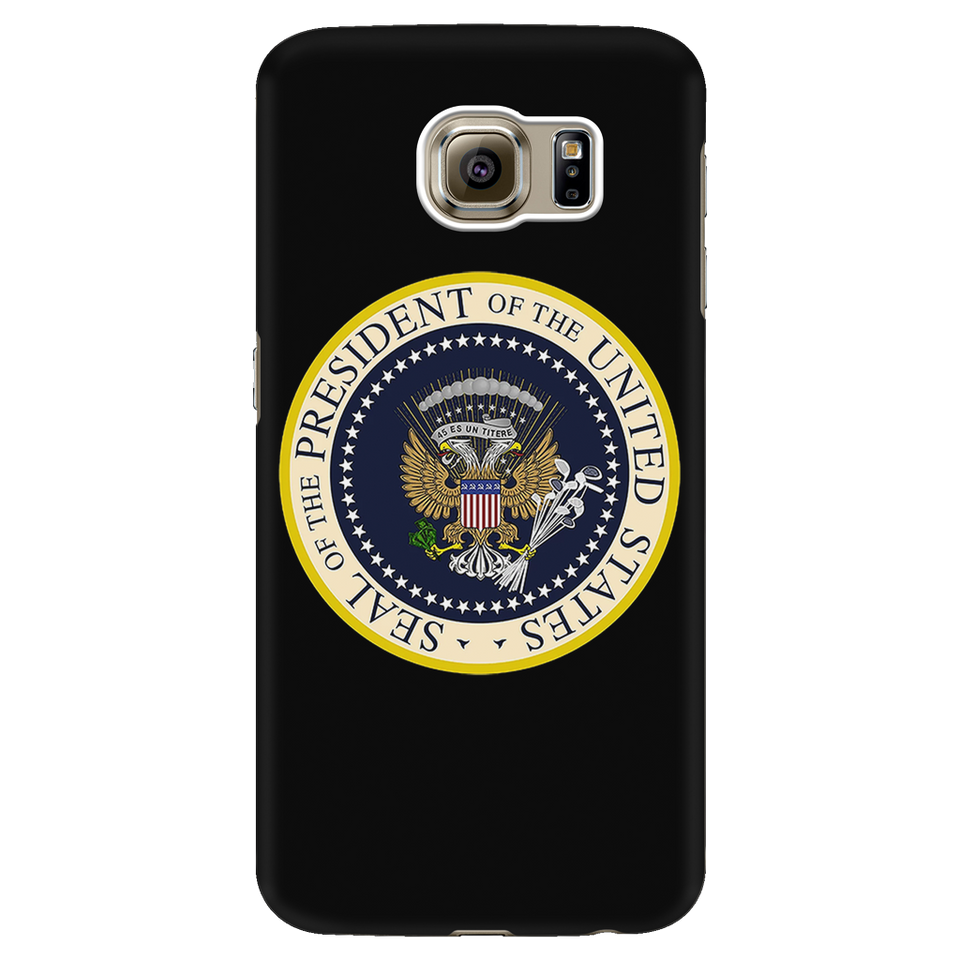 Fake Presidential Seal Phone Case 45 ES UN TITERE - Anti Trump