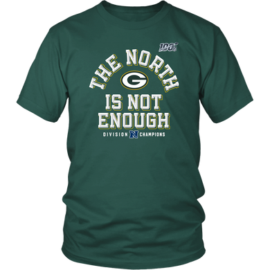 THE NORTH IS NOT ENOUGH SHIRT