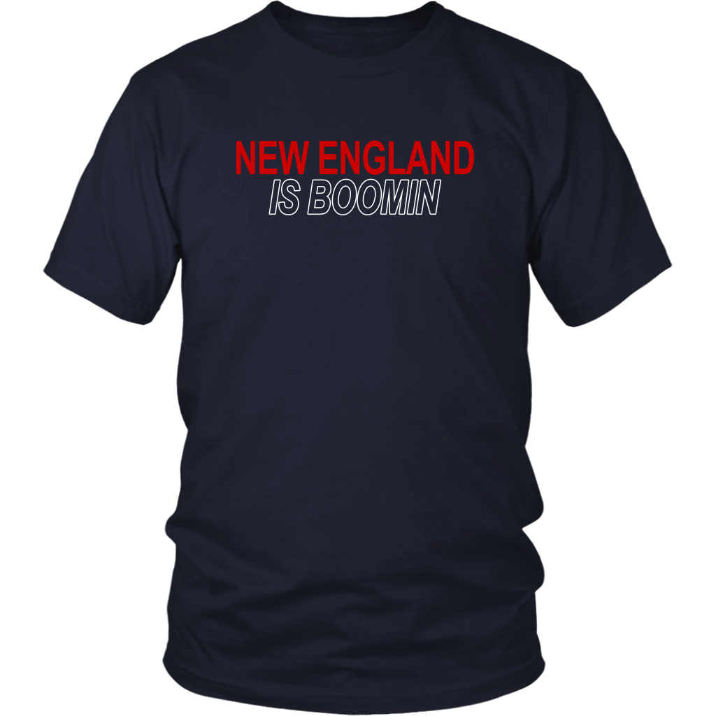New England Is Boomin Shirt