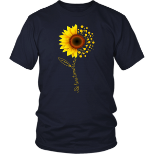 You Are My Sunshine Sunflower MX FLAG T-SHIRT