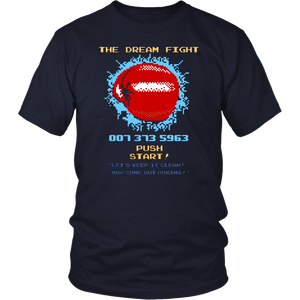 The Dream Fight 007 373 5963 Shirt