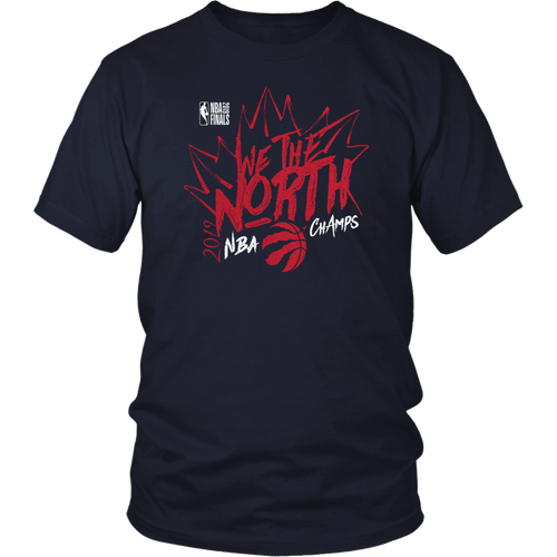 WE THE NORTH SHIRT Toronto Raptors 2019 NBA Finals Champions Shirt Game 6