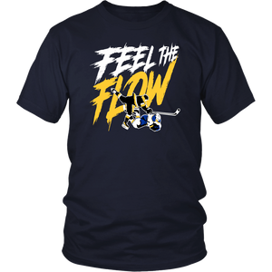 FEEL THE FLOW SHIRT Torey Krug's monster hit punctuates Blues' unravelling vs. Bruins Shirt1