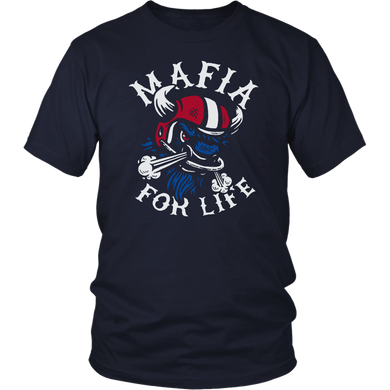 Mafia For Life T-Shirt