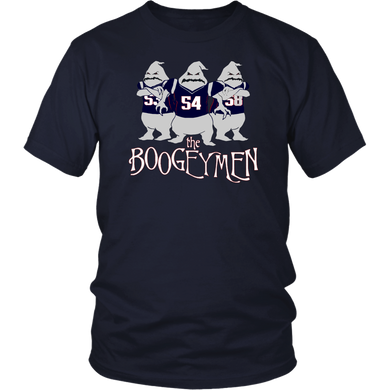 THE BOOGEYMEN SHIRT PATRIOTS