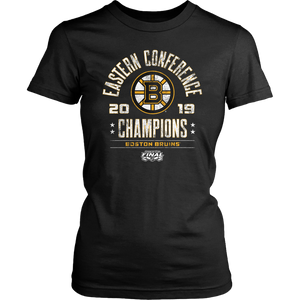 2019 EASTERN CONFERENCE CHAMPIONS SHIRT BOSTON BRUINS