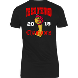 The Best In The World - Champions Shirt Toronto Raptors