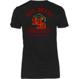 HOT BOYZZ UNIVERSITY SHIRT THE BLOCK IS HOT - CLASS OF 2020 - San Francisco 49ers