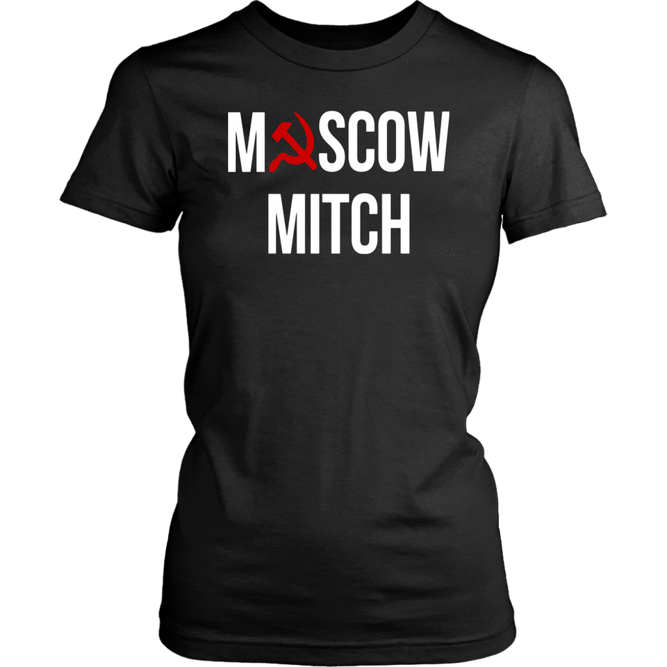 Moscow Mitch Shirt McConnell