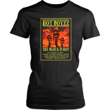 HOT BOYZZ THE BLOCK IS HOT SHIRT San Francisco 49ers