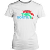 We The North Funny Claw Toronto Raptors T-Shirt Champions