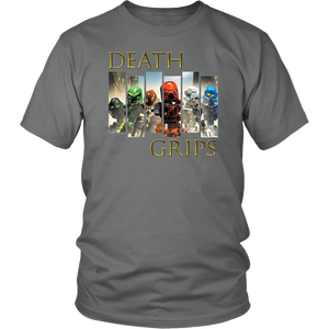 Death Grips Bionicle Shirt