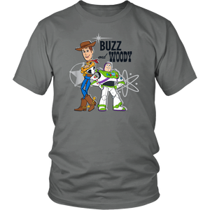 TOY STORY BUZZ AND WOODY SHIRT