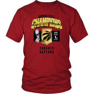 Toronto Raptors 2019 NBA Finals Champions Shirt Game 6