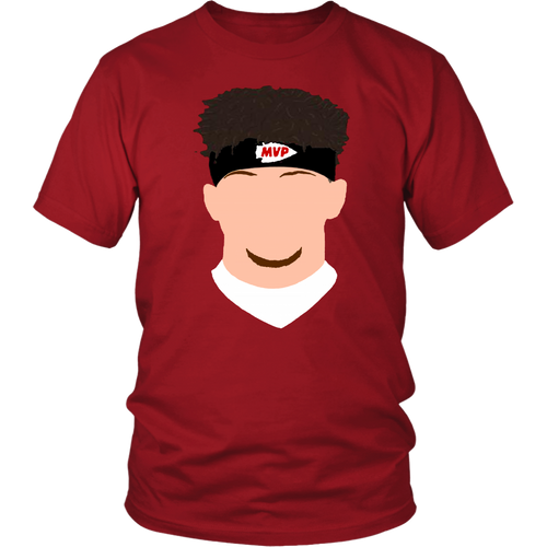 Patrick Mahomes MVP Headband Shirt Kansas City Chiefs
