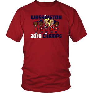 WASHINGTON 2019 CHAMPS SHIRT