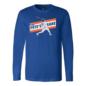 brand new 623db c6ad8 For Pete's Sake Shirt Pete Alonso - New York Mets – Ellie Shirt