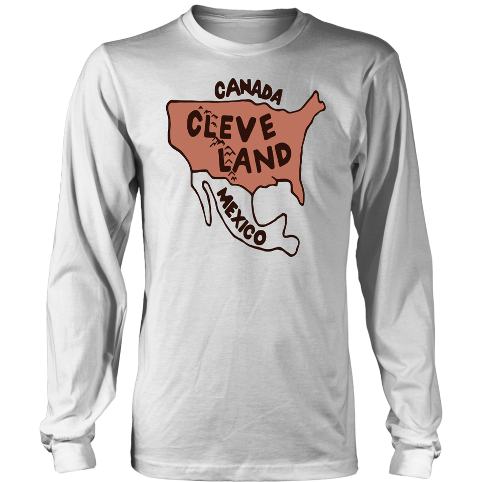 Canada Cleveland Mexico Shirt Cleveland Browns