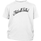 That's All Folks Shirt Anthony Davis - New Orleans Pelicans