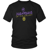 ASGARDIANS OF THE GALAXY T-SHIRT