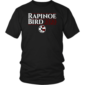 Rapinoe Bird 2020 Shirt Sue Bird