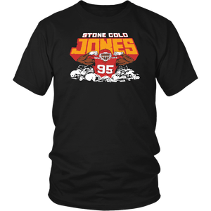 Stone Cold Chris Jones Shirt Kansas City Chiefs