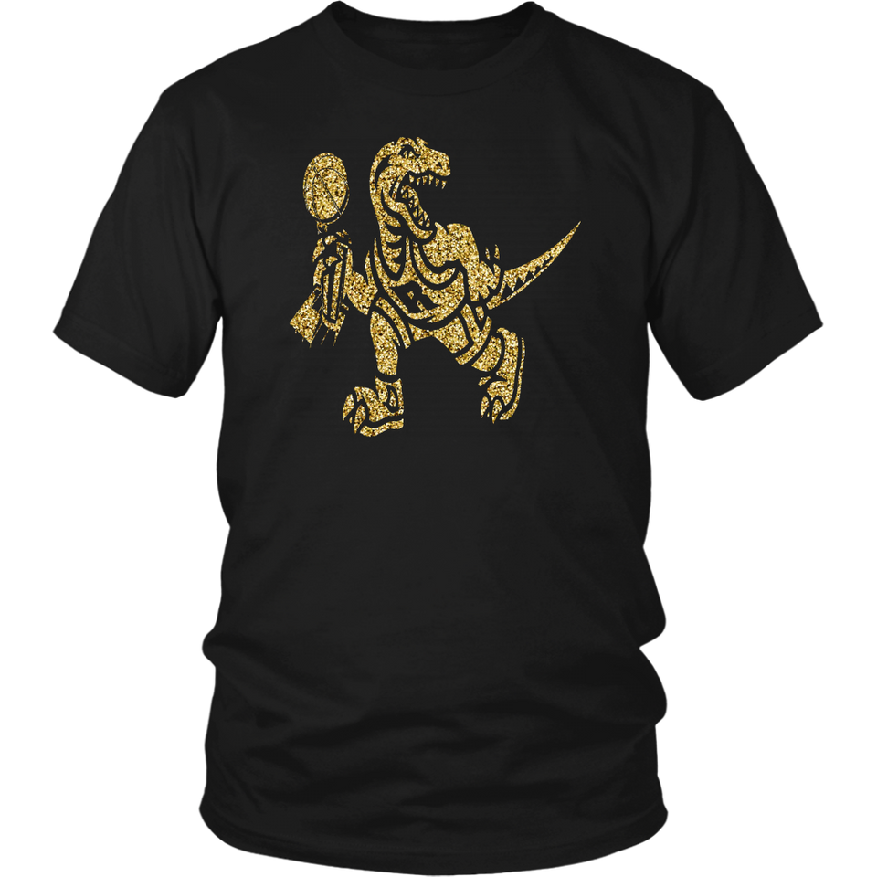 Raptors Golden Touch Shirt