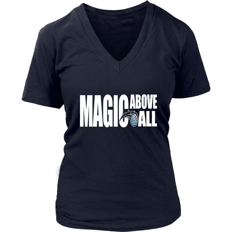 Magic Above All Shirt Orlando Magic