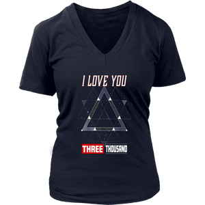 Avengers Endgame Iron Man I Love You 3000 T-Shirt