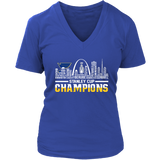 St Louis Blues 2019 Stanley Cup Champions - Team Roster Shirt