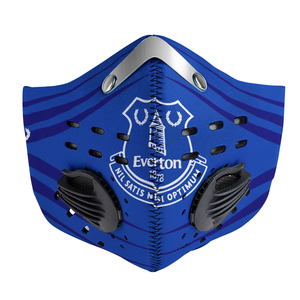 Everton Carbon PM 2,5 Face Mask